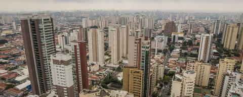 SÃO PAULO, SP, BRASIL 02-03-2018: Vista do prédio Helen, da Porte, no Tatuapé (Foto: Alberto Rocha/Folhapress)
