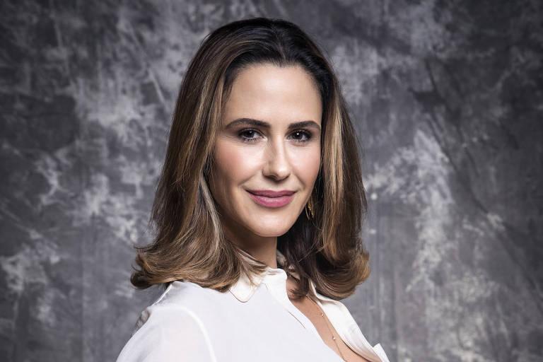 Guilhermina Guinle diz que Dominique de 'Salve-se Quem Puder' é uma vilã sedutora