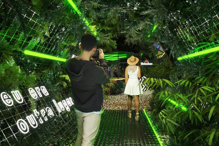 Conheça o Heineken Urban Jungle