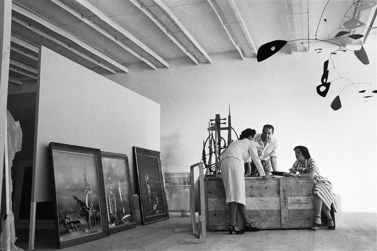 IMS inaugura exposição de Peter Scheier