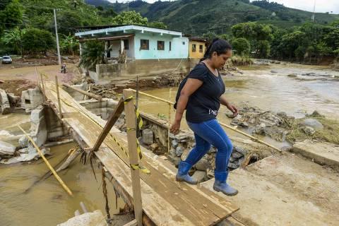 Gasto do governo com prevenção de desastres é o menor em 11 anos