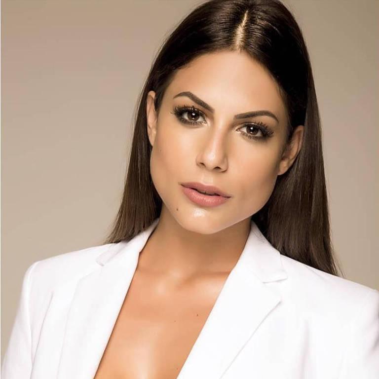 Mari Gonzalez, Miss Lauro de Freitas (BA) 2013