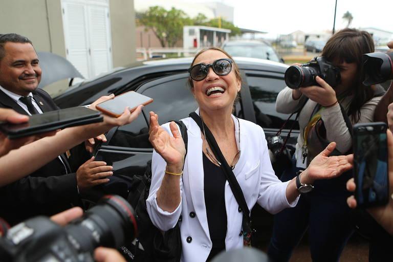 Contas recusadas de Regina Duarte na Lei Rouanet totalizam R$ 319 mil