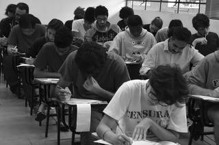 SEGUNDA FASE FUVEST CAMPUS BUTANTÃ