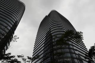 XP Inc. headquarters in Sao Paulo