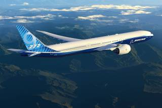 First flight of Boeing's new long-range 777X planned