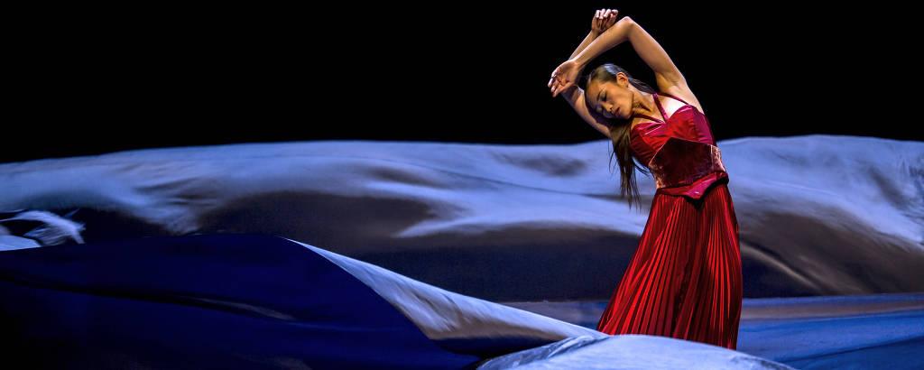 'Tristão e Isolda', montagem do Ballet du Grand Théâtre Genève
