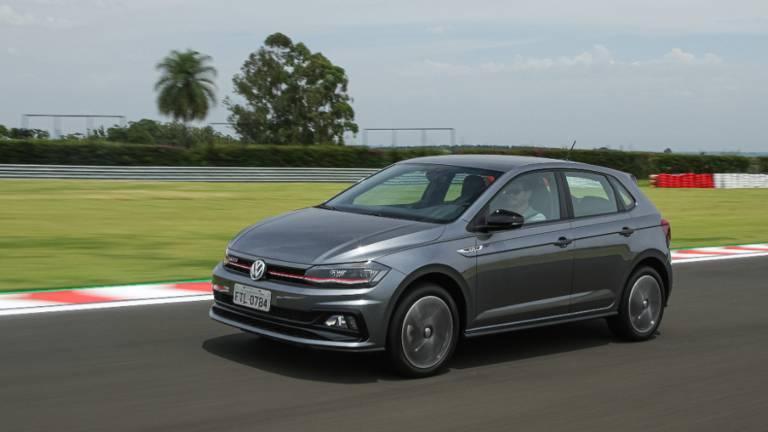 Volkswagen Polo e Virtus GTS 2020