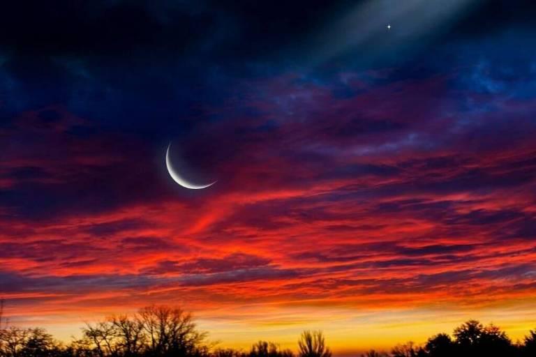 Significado da Lua Nova em Aquário