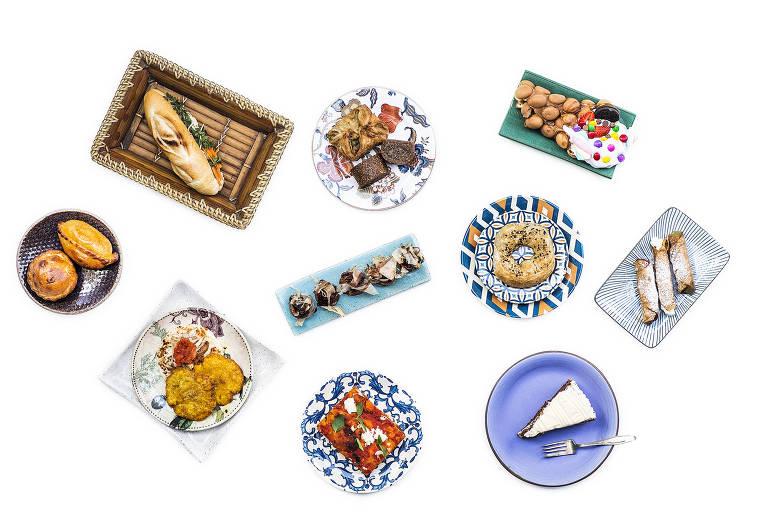 Salteña e pucacapa (Bolívia), báhn mì (Vietnã), burikita (antiga Iugoslávia), bubble waffle (Hong Kong), cannoli (Itália), bureka (Bulgária), takoyakis (Japão), gulrotkake (Noruega), pizza romana (Itália) e arepas com patacones (Colômbia e Venezuela): comidinhas do mundo que os estrangeiros trouxeram para a capital paulista