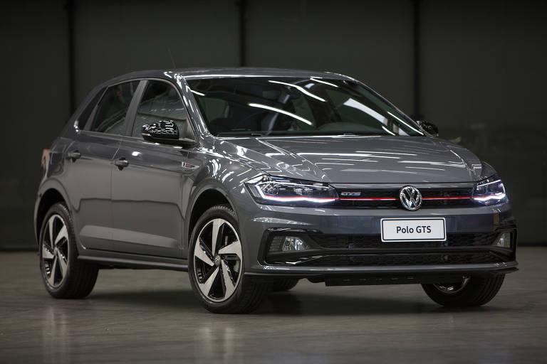 Volkswagen lança Polo GTS