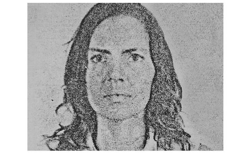 Neide Alves dos Santos, que foi morta em janeiro de 1976