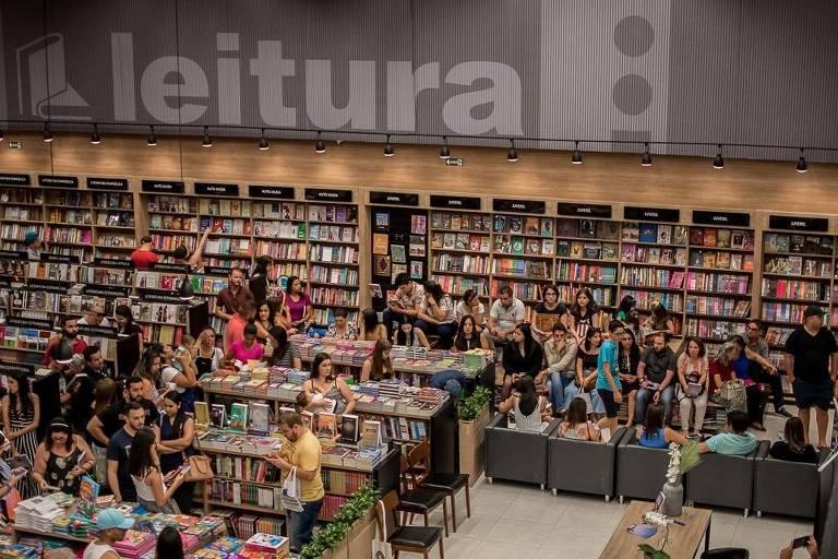 Livraria Leitura de Campinas (SP)