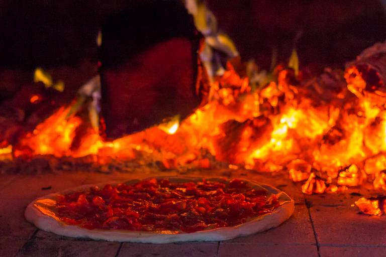 A pizzaria Castelões por é a mais antiga da capital, em funcionamento desde 1924