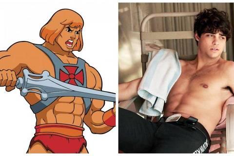 Noah Centineo seria He-Man em adaptação do desenho para cinema