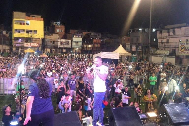 Paraisópolis responde a tragédias com música no aniversário de São Paulo