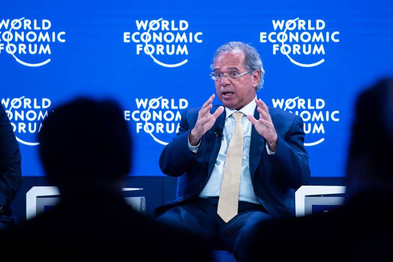 Balanço do Fórum Econômico Mundial