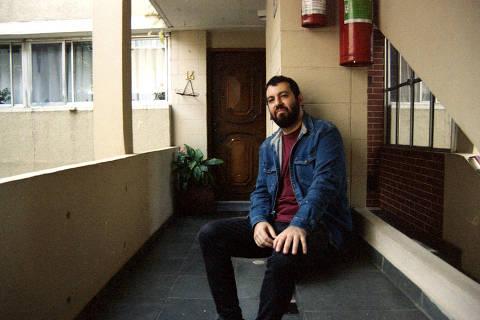 O músico Kiko Dinucci