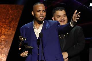 62nd Grammy Awards - Show - Los Angeles, California, U.S.