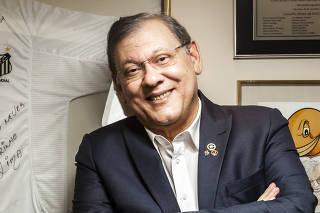Entrevista com o jornalista e apresentador Milton Neves