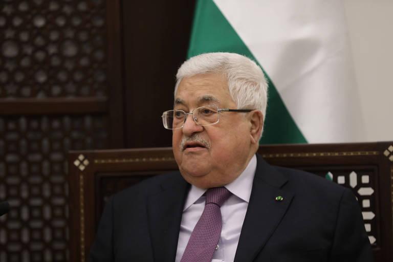 Abbas se negou a conversar com Trump sobre plano de paz, dizem autoridades palestinas