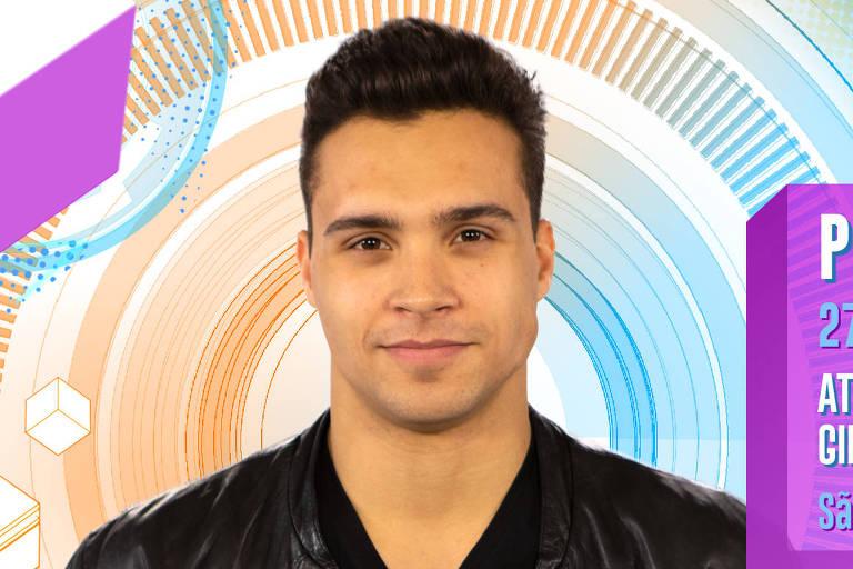 Petrix Barbosa é ginasta e ama dançar