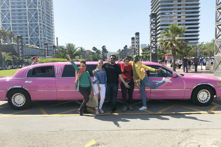 """Cafu (Luís Lobianco) e sua divertida família voltam à tela do Multishow na segunda temporada de """"Férias em Família"""""""