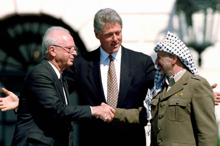 Criação do Estado palestino independente é necessidade vital a Israel