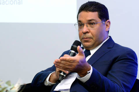 Brasília (DF) 17.12.2018 -  Coorreio Debate A Importância da indústria. Mansueto Almeida, Secretário do Tesouro Nacional. Foto: Miguel Ângelo / CNI