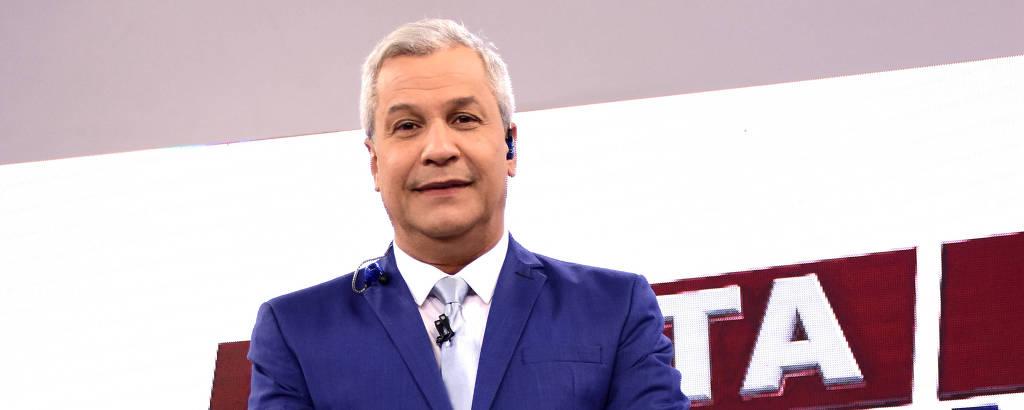O apresentador Sikêra Jr.
