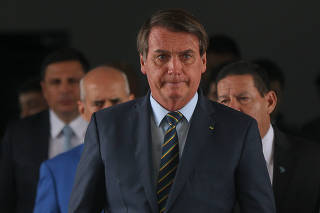 BOLSONARO / MOURAO / DEFESA
