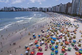 Guarujá - balsas / e cidade revitalizada