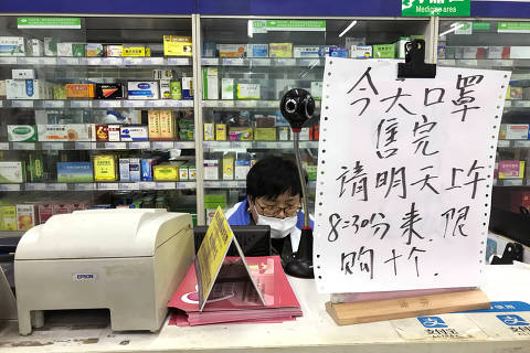 Companhias aéreas e varejistas suspendem operações na China por causa do coronavírus