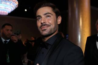 FILE PHOTO: 75thGolden Globe Awards ? Arrivals ? Beverly Hills
