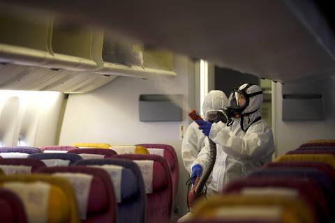 Brasil registra nove casos de suspeita de coronavírus; três são em São Paulo