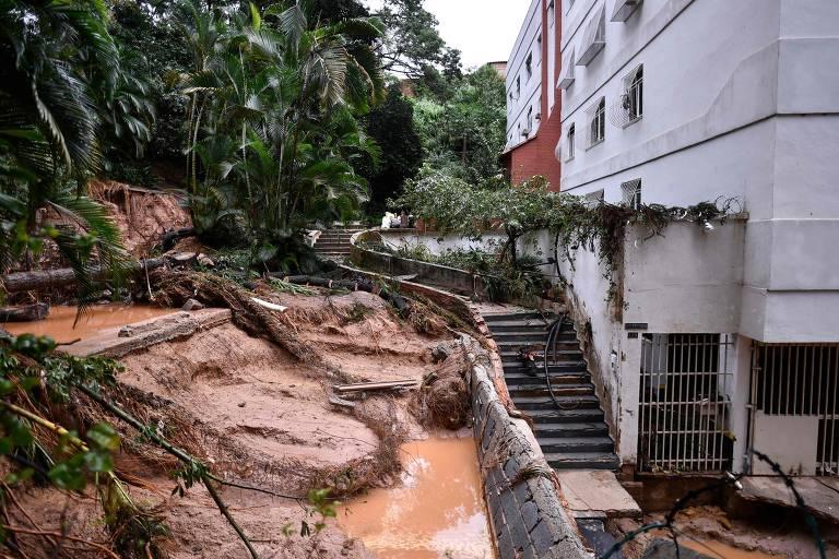 Chuvas em Minas