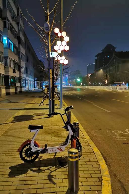 Pequim, cidade-fantasma