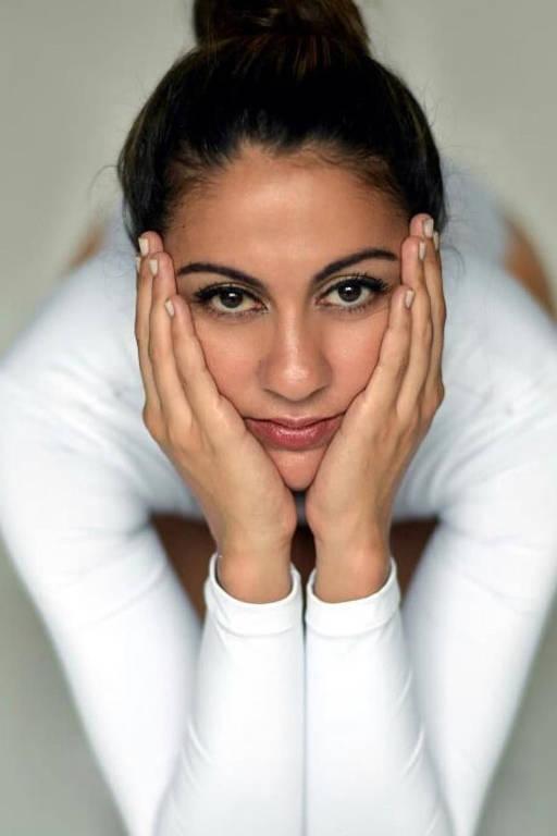Imagens da atriz Clarissa Pinheiro