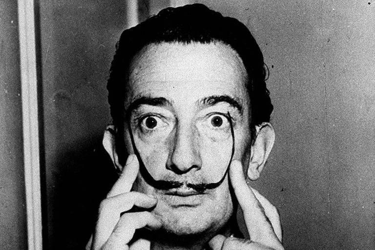 Esculturas e gravuras de Salvador Dalí são roubadas em galeria de arte na Suécia