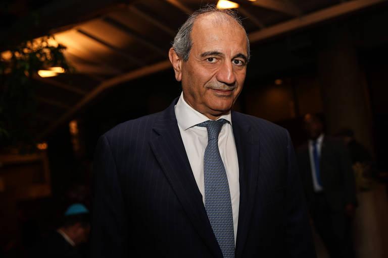 """""""Foi muito bom ter vivido"""", afirmou Raul Cutait, cirurgião gástrico, em depoimento à coluna após ficar internado por quase um mês no Hospital Sírio-Libanês com Covid-19 (3.mai.2020)"""