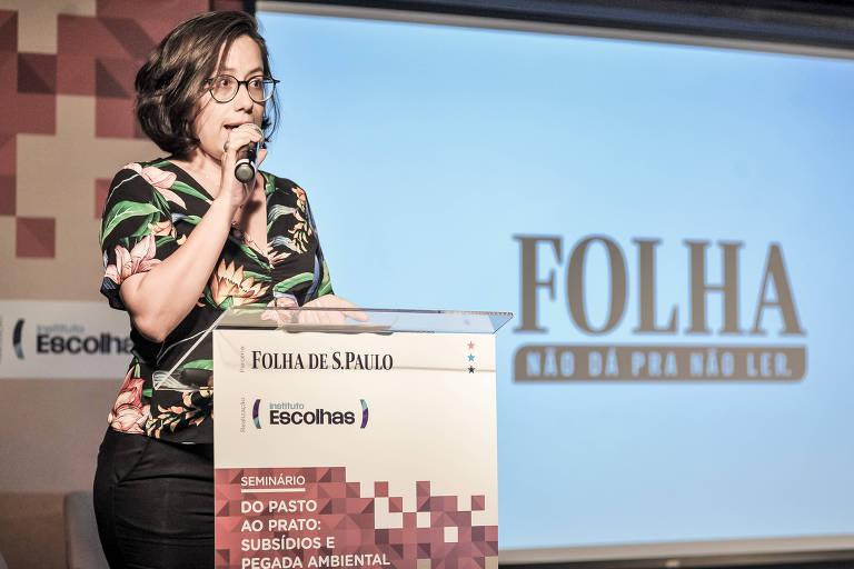 Veja fotos do seminário 'Do Pasto ao Prato: Subsídios e Pegada Ambiental da Carne Bovina'