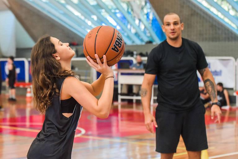 NBA Basketball Scholl. São Paulo, 11 de julho de 2019. Fotos: Alexandre Carvalho/FOTOP