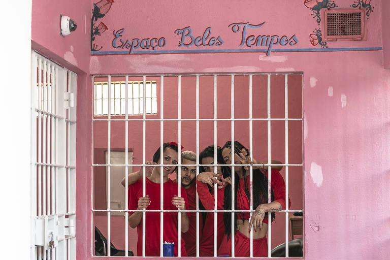 Penitenciária Professor Jason Soares Albergária, em MG, abre ala especial para mulheres transexuais