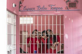 Primeira ala LGBT em presídio no Brasil criada em 2009 - Penitenciária Professor Jason Soares Albergaria