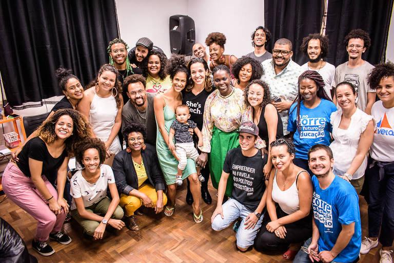 Equipe do Fa.vela em Belo Horizonte