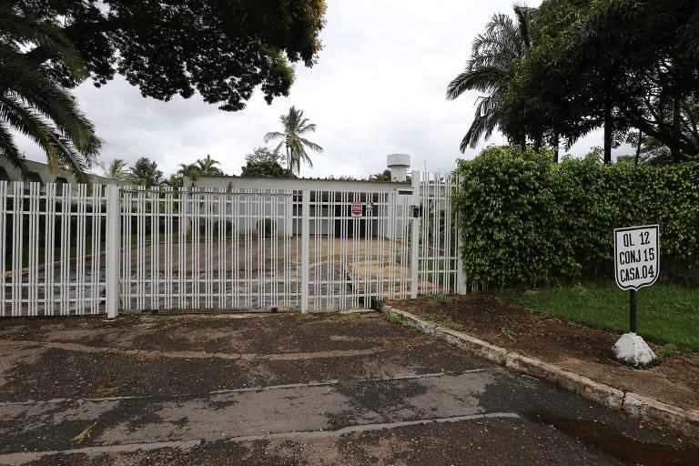 Governo federal vende casas que abrigavam ministros