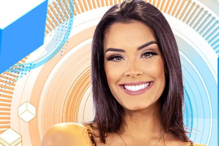 Ivy Moraes do BBB 20