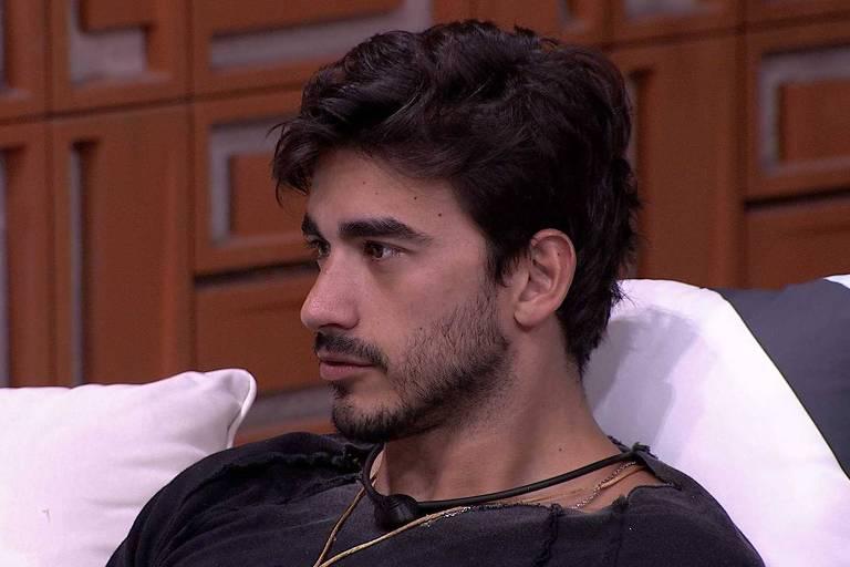 """Guilherme abre o jogo sobre Gabi: """"Quero ficar com ela"""""""