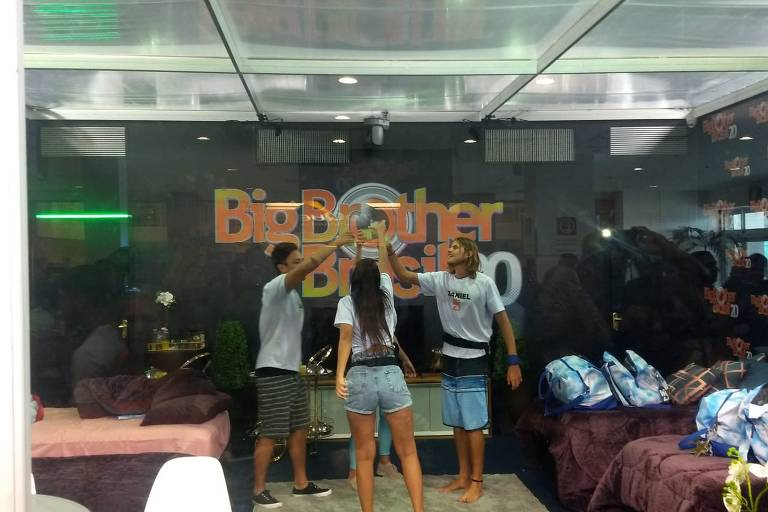 Casa de Vidro do BBB 20