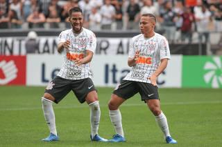 Paulista 2020, Corinthians x Santos